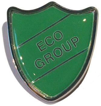 ECO GROUP shield badge